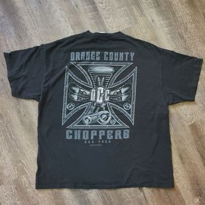 Vintage OCC Orange County Choppers T-shirt XL